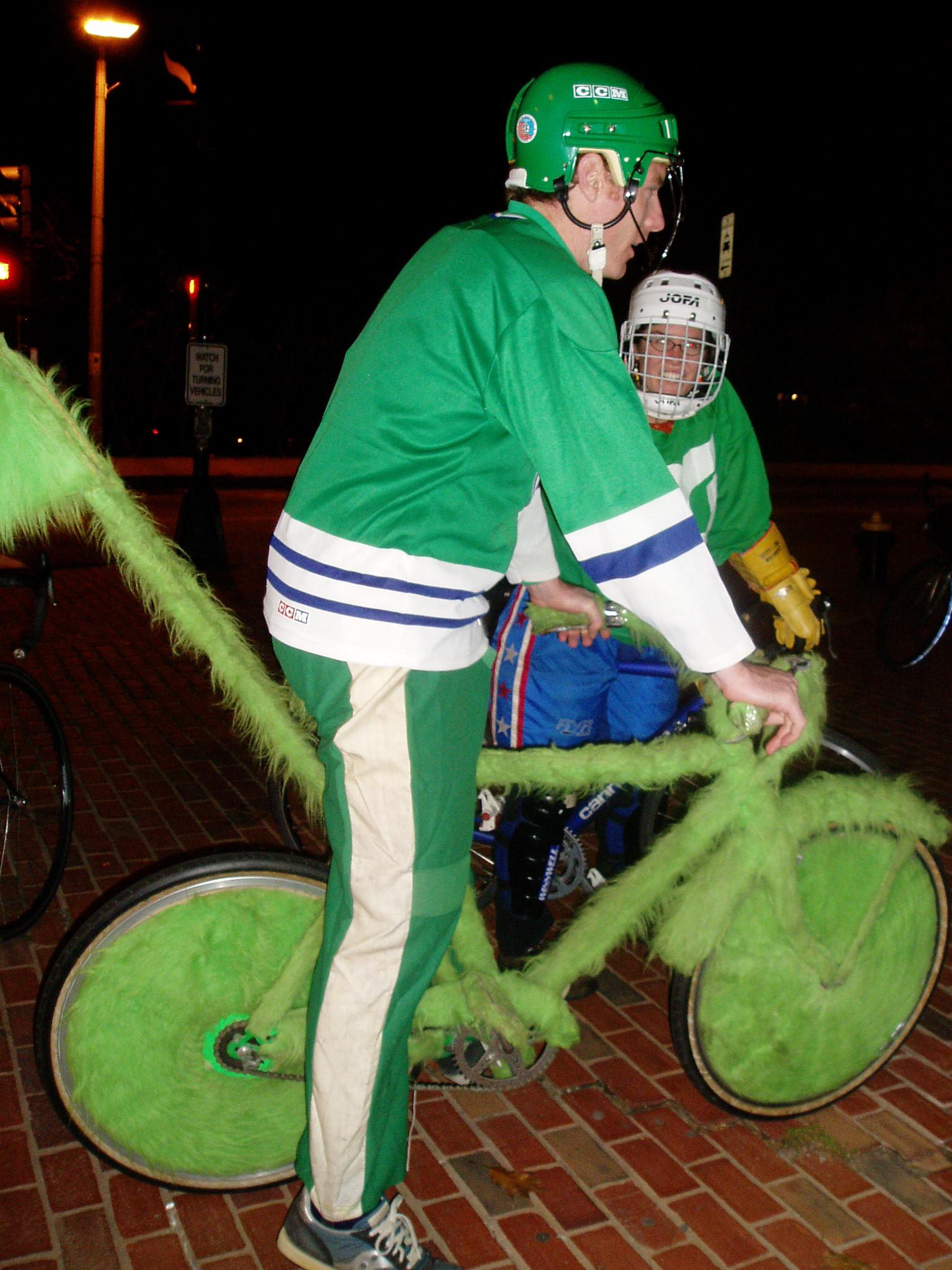 Halloween Bikes Bicycle Design